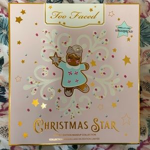 Too Faced Christmas Star Palette